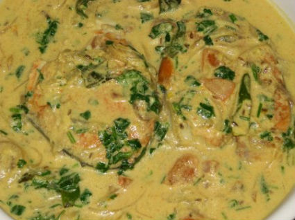 Cochin fish mollie recipe for Cooking fish in milk