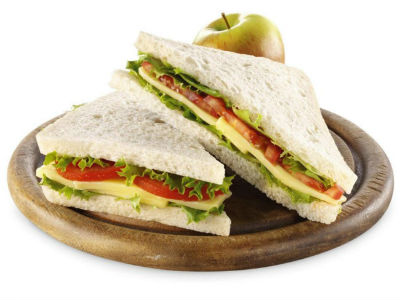 Red Toaster 4 Slice Green and Red Sandwich Recipe