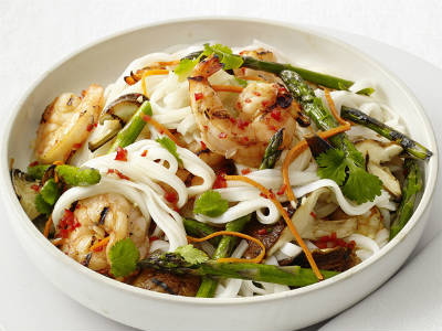 ingredients shrimps 10 to 12 peeled de veined rice vermicelli 85 gms ...