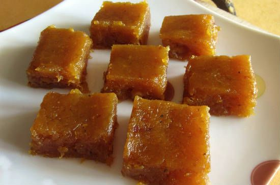 how to make halwa sweet in tamil