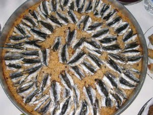 Anchovy with Rice