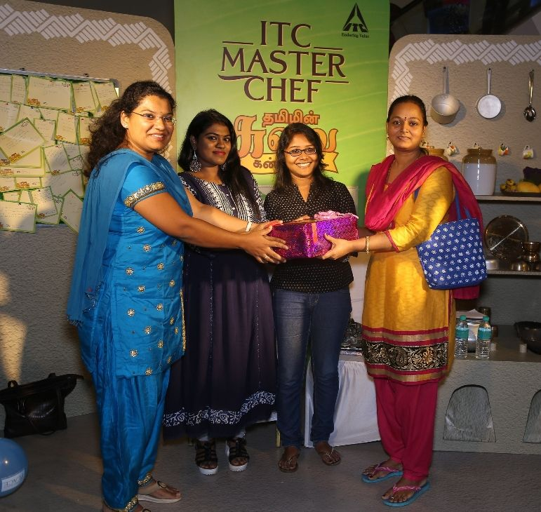 itc masterchef spices contest - Master Chef(ing) with ITC in Chennai