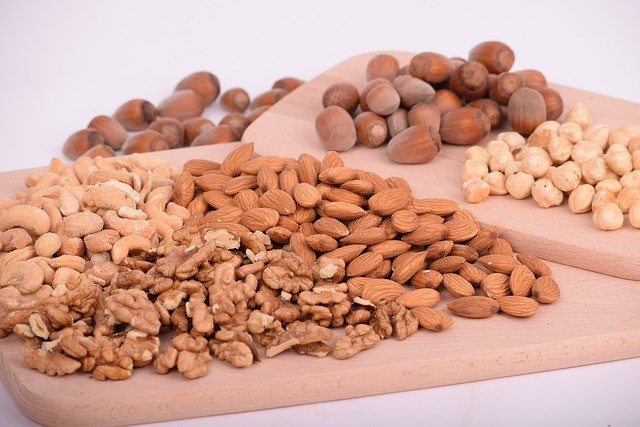 Nuts_Protein